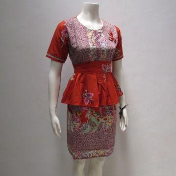 batik modern indah
